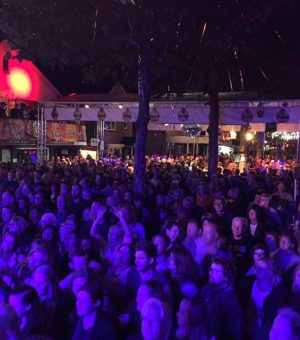 Gramsbergen Festival, Holland 2017